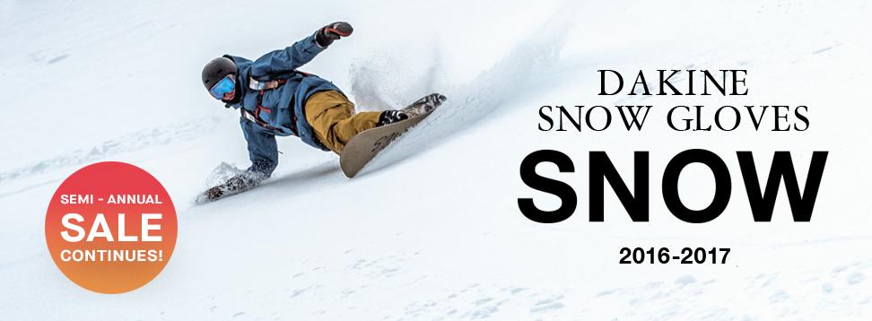 グローブ SNOW2016