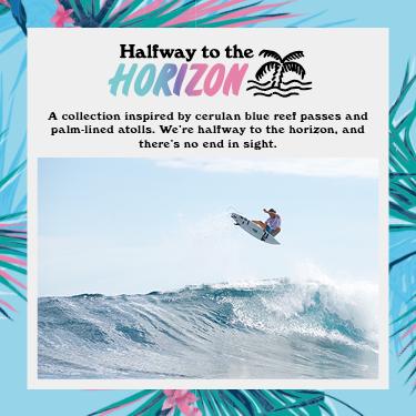 HALFWAY TO THE HORIZON
