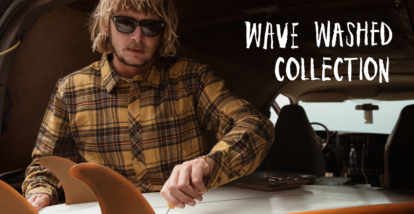WAVE WASHED COLLECTION vol.1