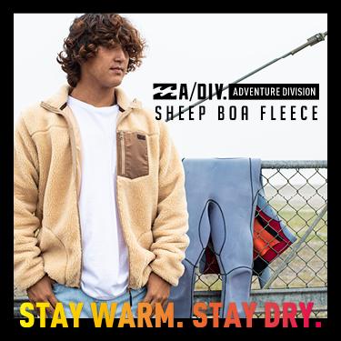 A/DIV. SHEEP BOA FLEECE