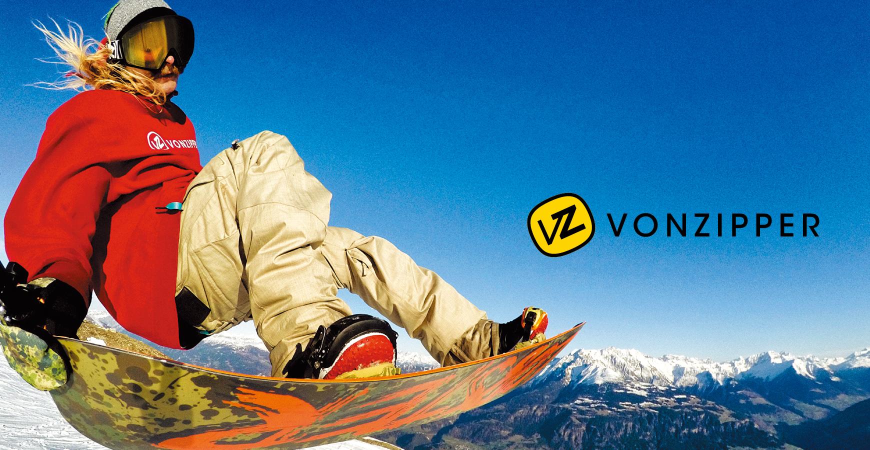VONZIPPER SNOW
