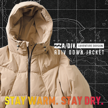 A/DIV DOWN JACKET