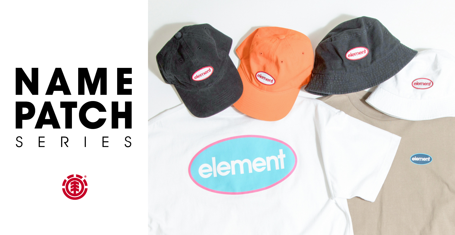 NAME PATCH SERIES