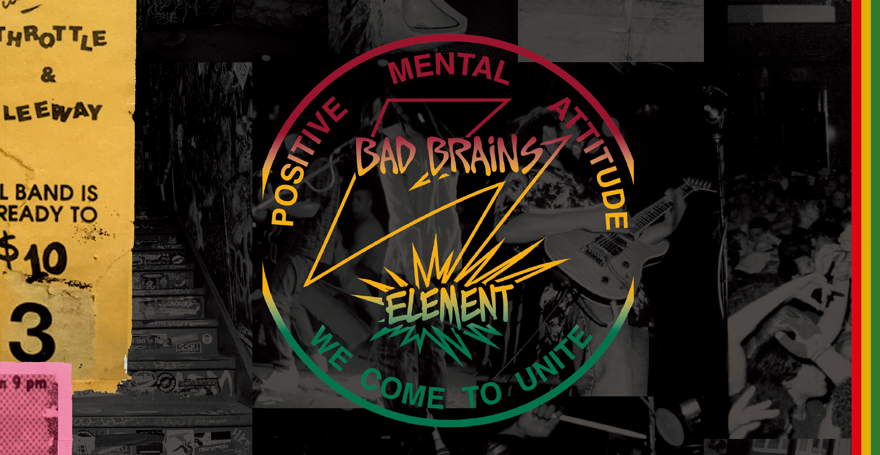 BAD BRAINS COLLECTION
