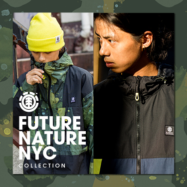 FUTURE NATURE NYC COLLECTION