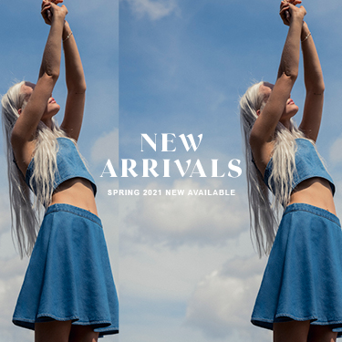 2021 SPRING NEW ARRIVALS