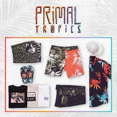 PRIMAL TROPICS