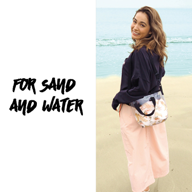FOR SAND AND WATER